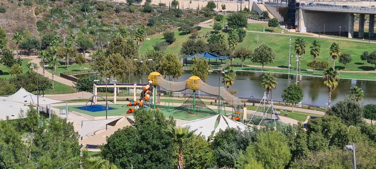 פארק ענבה