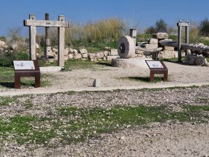 פארק ארכיאולוגי במודיעין